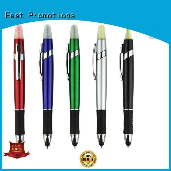 East Promotions order cheap ballpoint pens set for work