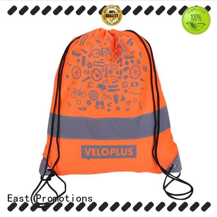 East Promotions funny drawstring school bag marathon for traveling