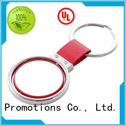 excellent plain metal keyring overseas market for decoration East Promotions