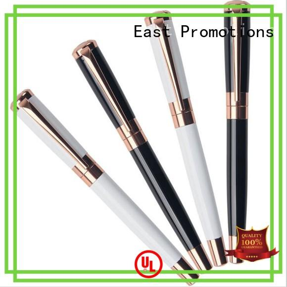 High Quality Rose gold metal business pen