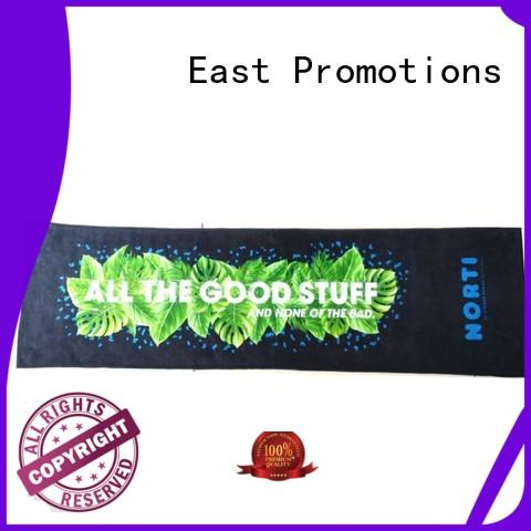 East Promotions face towel from wholesale for packing