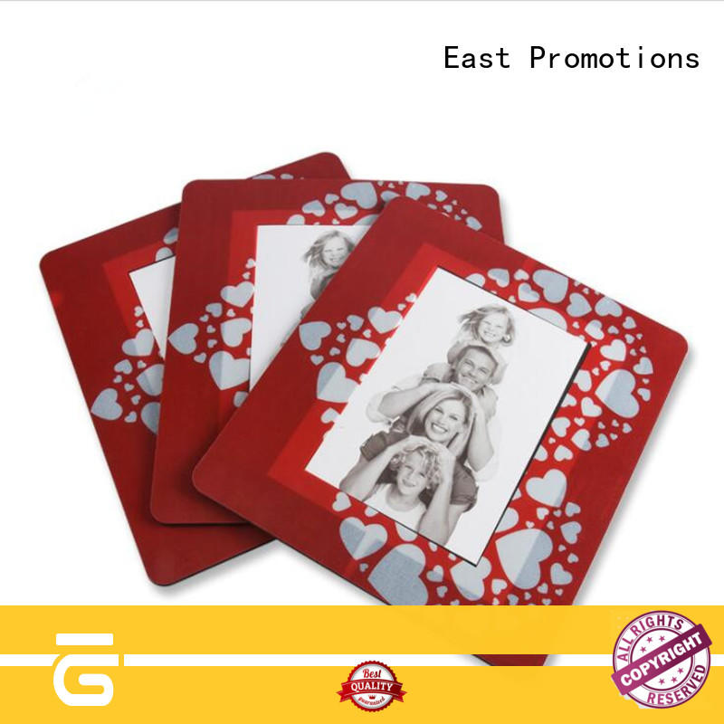East Promotions new-arrival wrist rest mouse pad manufacturer for office