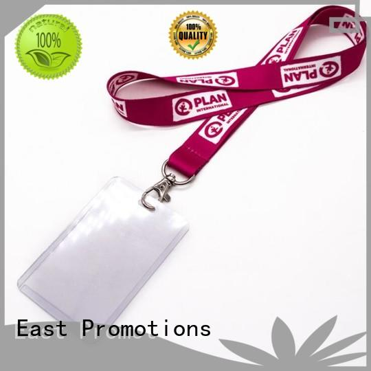 East Promotions lanyard with clip inquire now for trunk