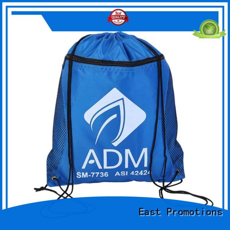 East Promotions price cheap drawstring bags in bulk for packing