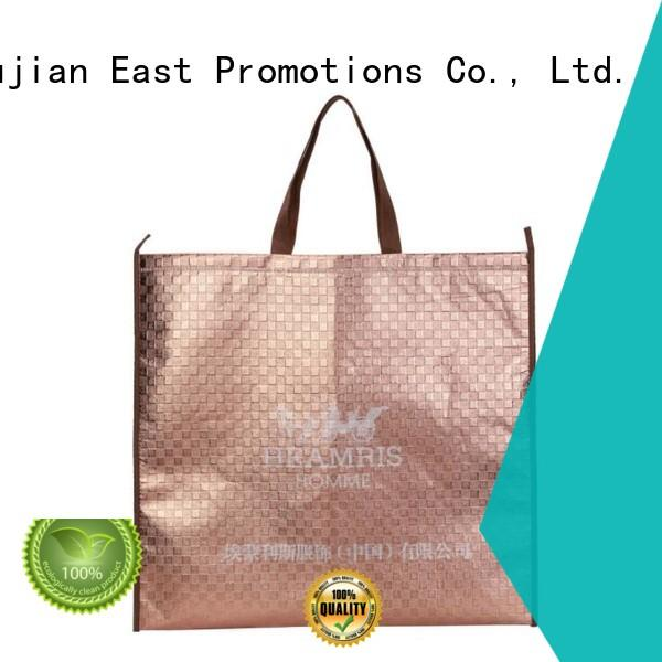 East Promotions factory price pp non woven bags best manufacturer bulk buy