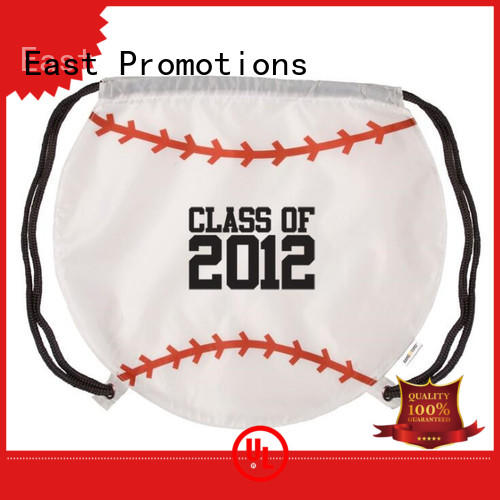 East Promotions best value canvas drawstring bags factory for traveling