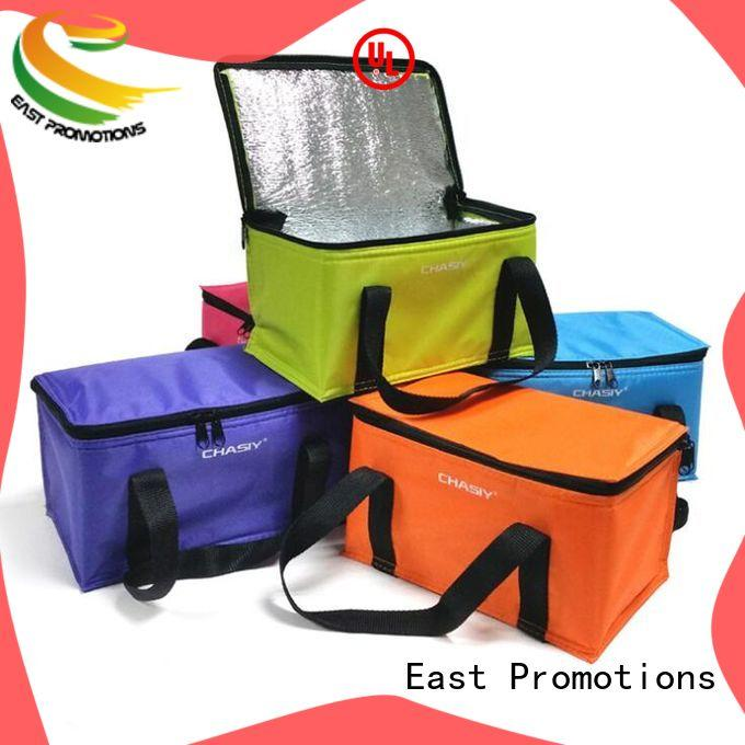 East Promotions cool insulated lunch bags supply for sports