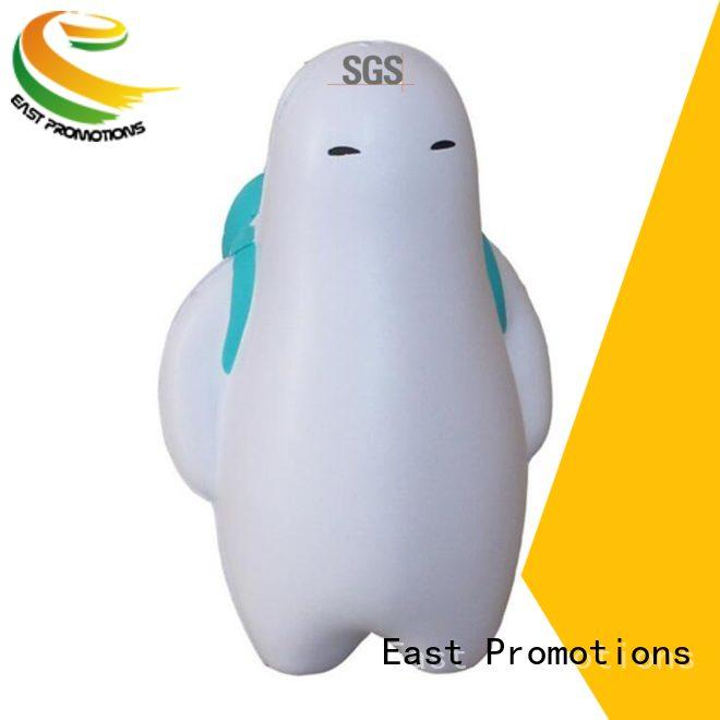 East Promotions oneeyed anger relief toys marketing for shopping mall