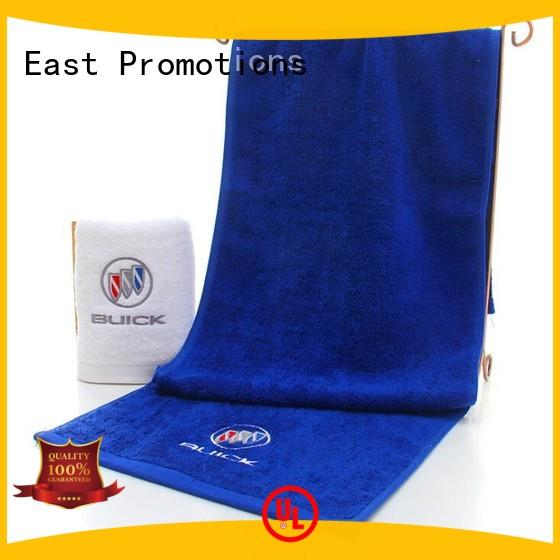 colorful fitness towel set for bath