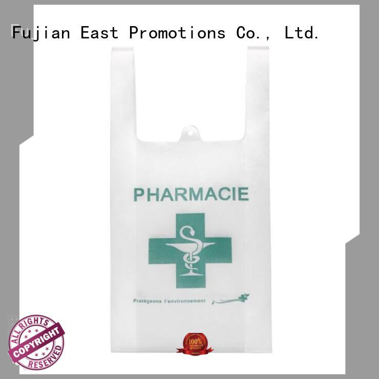 durable non woven packaging bags factory price for shopping mall East Promotions