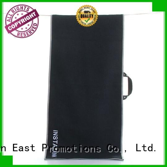 cheap gym sweat towel set for sports