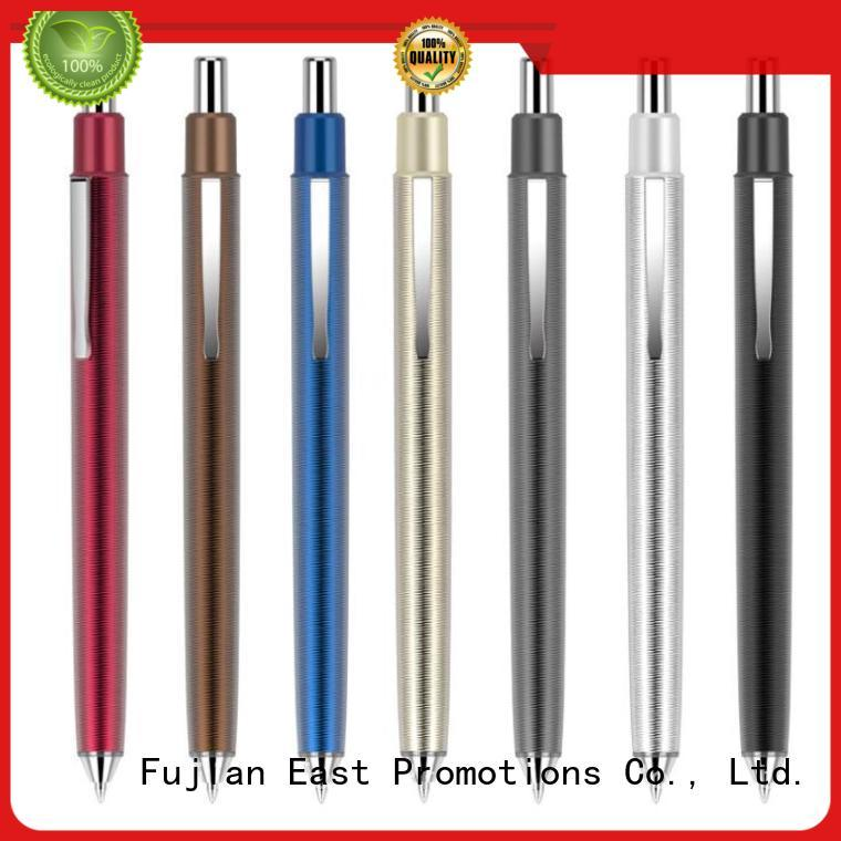 East Promotions pen metal from China for student