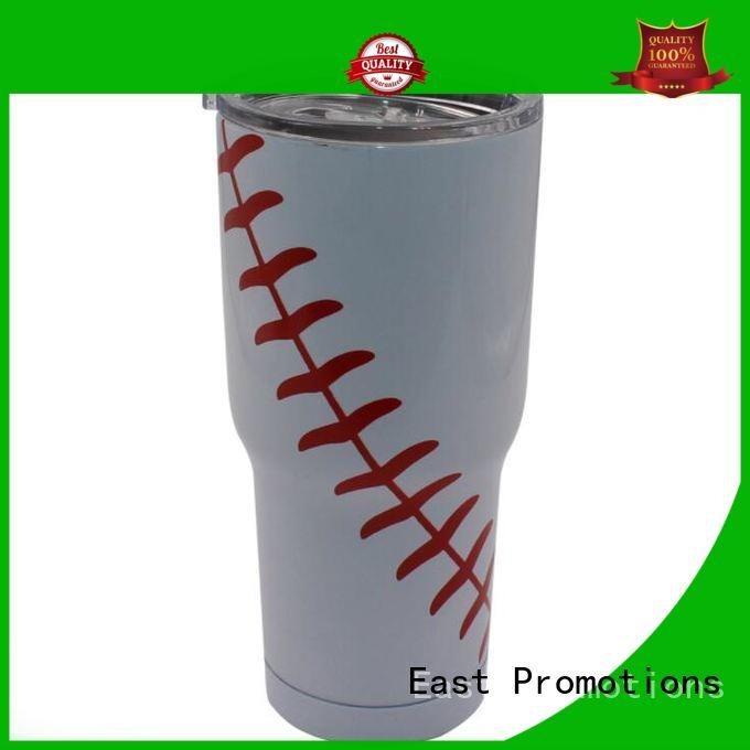 East Promotions cheap travel mugs in different shapes for school