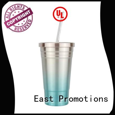 East Promotions personalized coffee travel mugs bulk production for gift