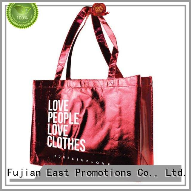 East Promotions wholesale non-woven bags vendor for store