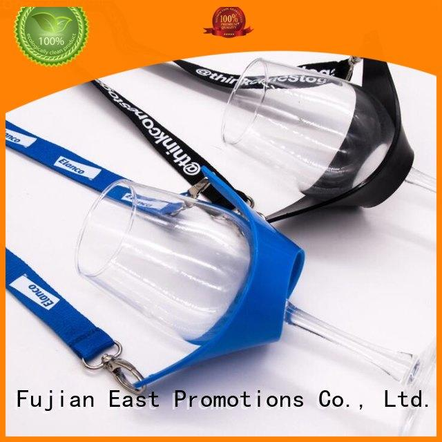 buckle lanyard with clip popular for trunk East Promotions