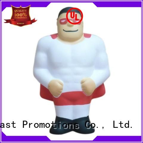 East Promotions man anti stress toys manufacturer for children