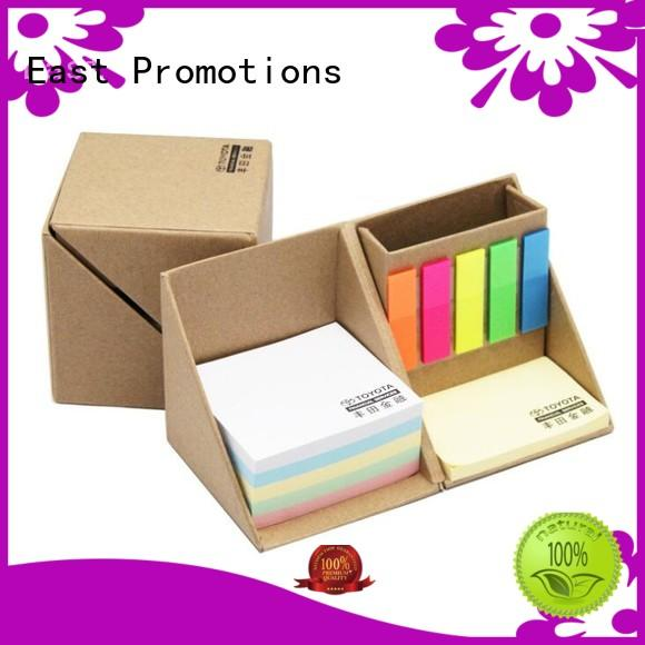 East Promotions customized sticker memo manufacturers for file