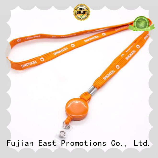 East Promotions reel badge clips directly sale bulk production