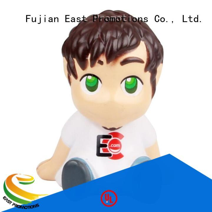East Promotions eco-friendly custom stress balls factory for shopping mall