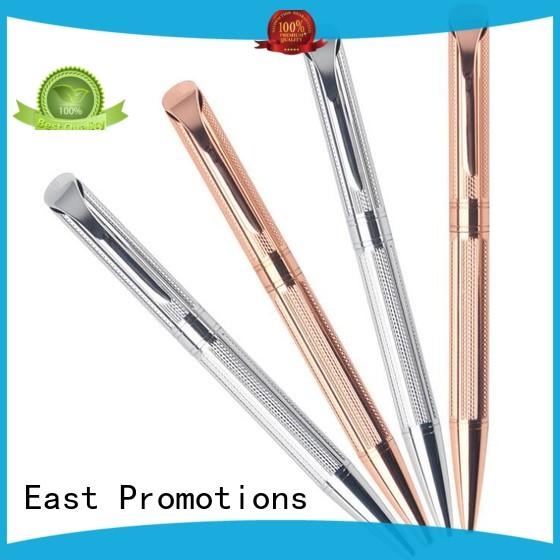 East Promotions executive metal pens from China for gift