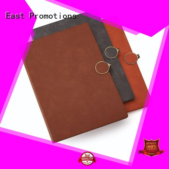 high-quality notebook stationery pu drinking for work