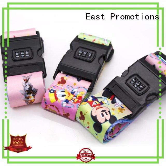 East Promotions custom lanyards no minimum with good price bulk production