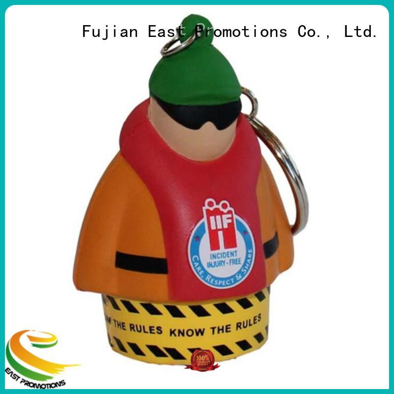 East Promotions relieve anti stress toys owner for shopping mall