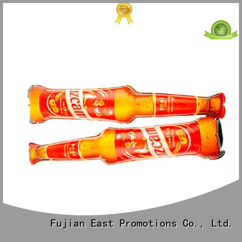 East Promotions design inflatable cheering sticks manufacturer for game