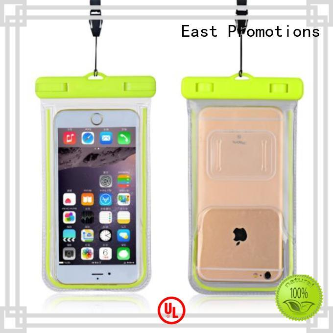 East Promotions high-quality waterproof cellphone bag marketing for tablet