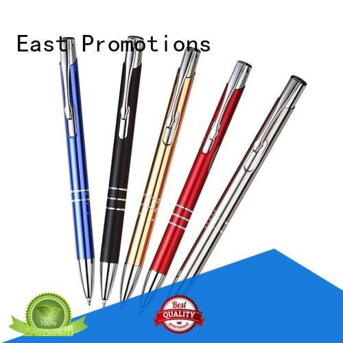 East Promotions writing pen best manufacturer bulk production