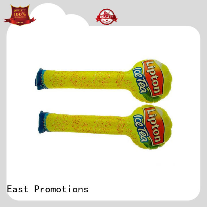 East Promotions new-arrival inflatable cheering sticks cost for concert
