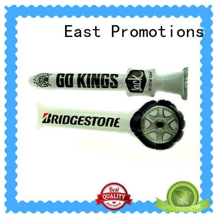 East Promotions high-quality inflatable noise sticks manufacturer for game