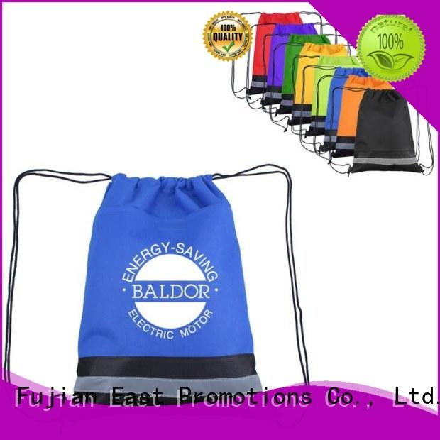 elegant mesh drawstring bags durable in different shapes for traveling