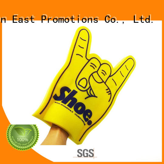 East Promotions wit cheering stick manufacturer for game