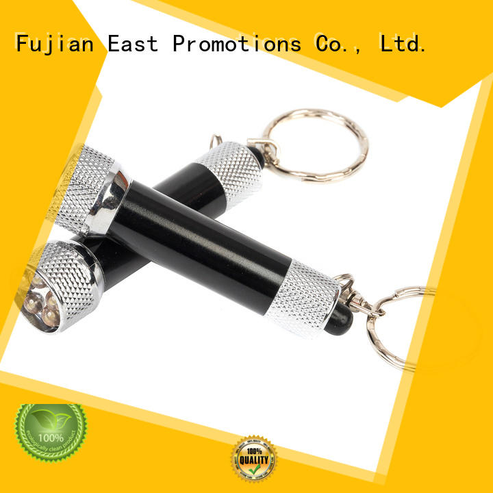 East Promotions led mini flashlight keychain decoration for gift