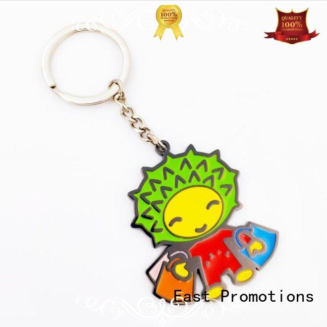 East Promotions creative metal key ring trolley for gift