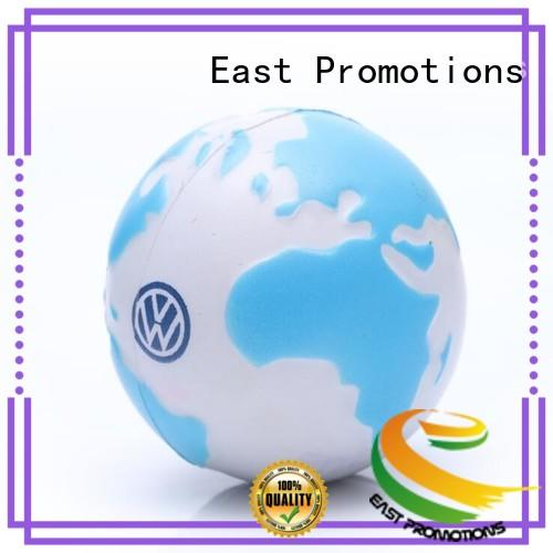 funny ball anti stress coolerleft factory for shopping mall