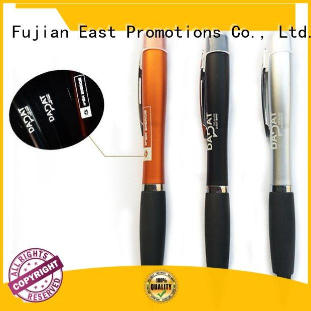 East Promotions excellent retractable ballpen manufacturer for work