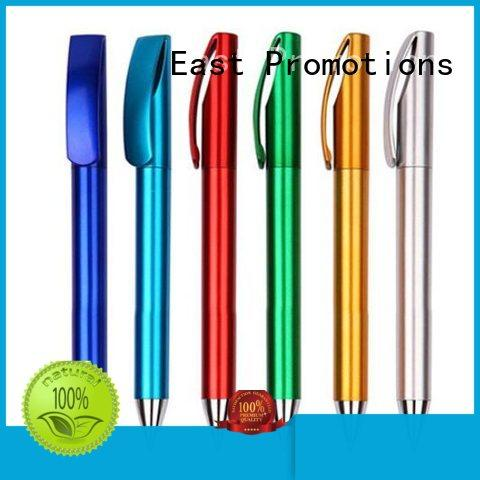 East Promotions newly retractable ballpen manufacturer for children