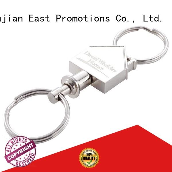promotional blank metal keychains series for decoration