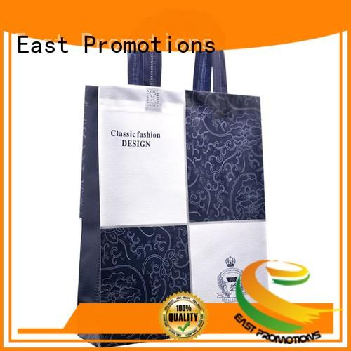 East Promotions non-combustible non woven eco bag advertising for shopping mall