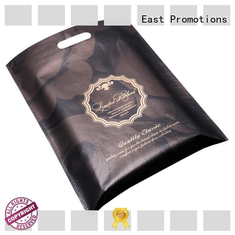 handle pp non woven bags pp for store East Promotions