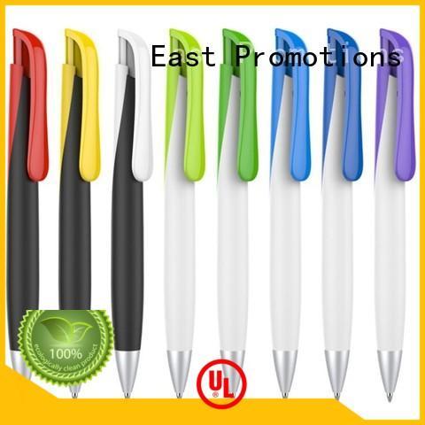 East Promotions printing mini ballpoint pen vendor for work