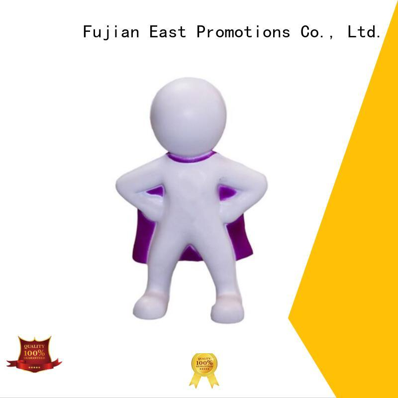 East Promotions doll stress relief toys for work factory for children
