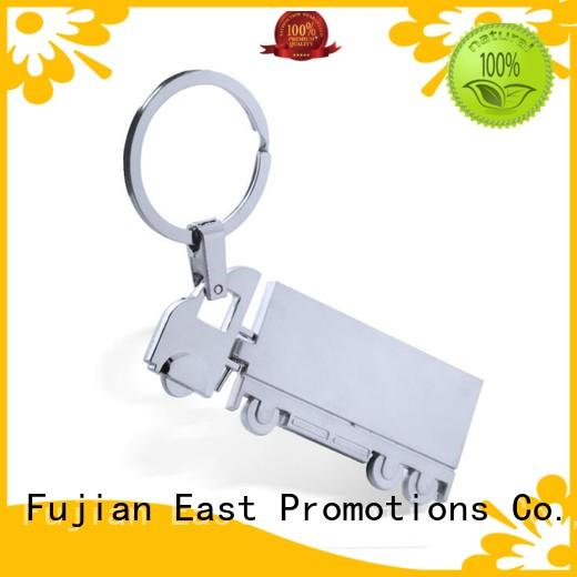 customized promotional metal keychains promotion for decoration East Promotions