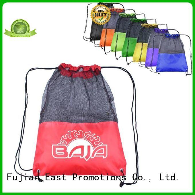 good-looking pull string bag backpack from wholesale for gym