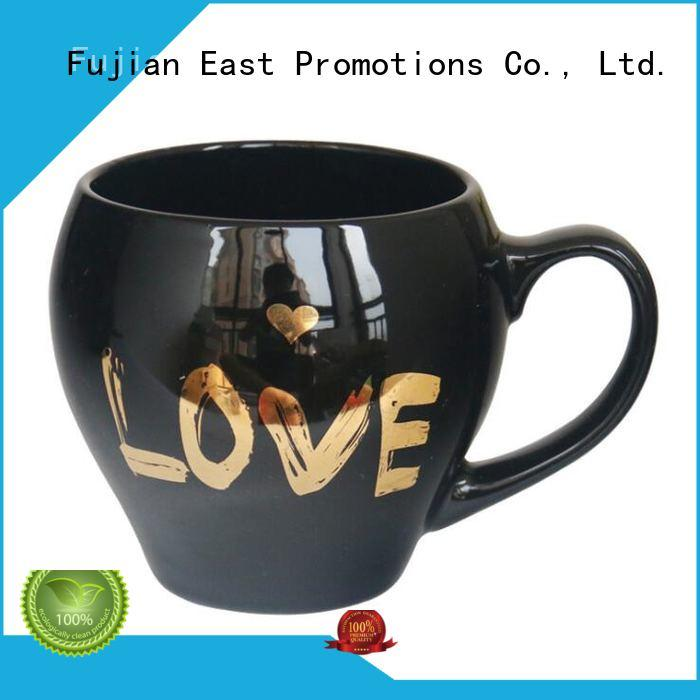 East Promotions cookie mugs suppliers for coffee
