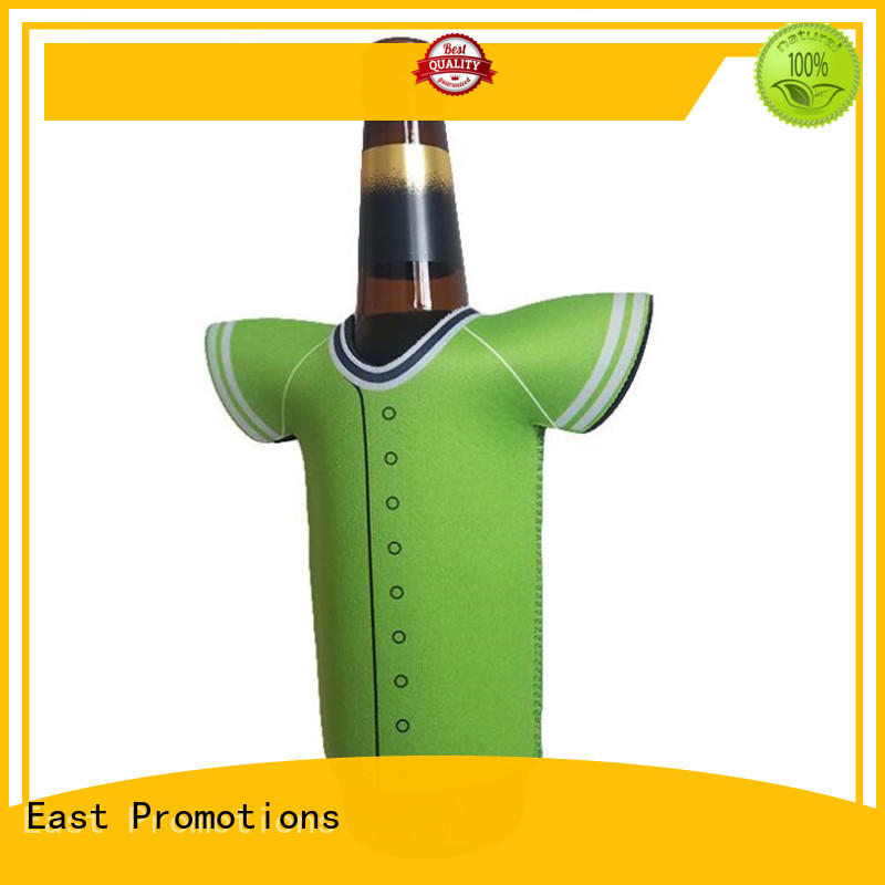 East Promotions colorful beer sleeve cooler vendor for beer