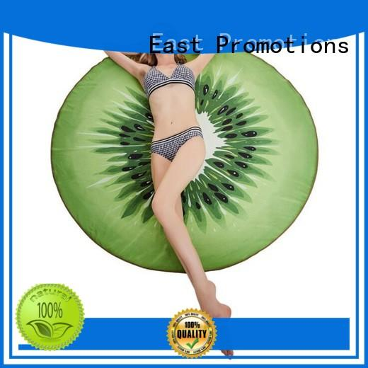 East Promotions colorful gym sweat towel from wholesale for traveling